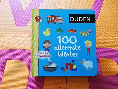 100 allererste Wörter von Fischer Duden Kinderbuch