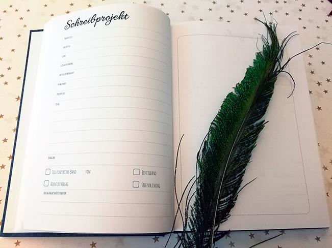 Schreibprojekte des Autorenjahreskalenders 2019