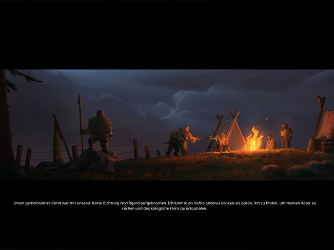 Kampagne Rig Northgard