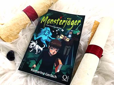 [Rezensionsexemplar] Monsterjäger von Katharina Gerlach