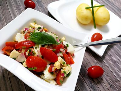 Tomarella-Salat