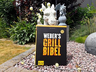 Weber's Grillbibel – Grillrezepte zum Verlieben!
