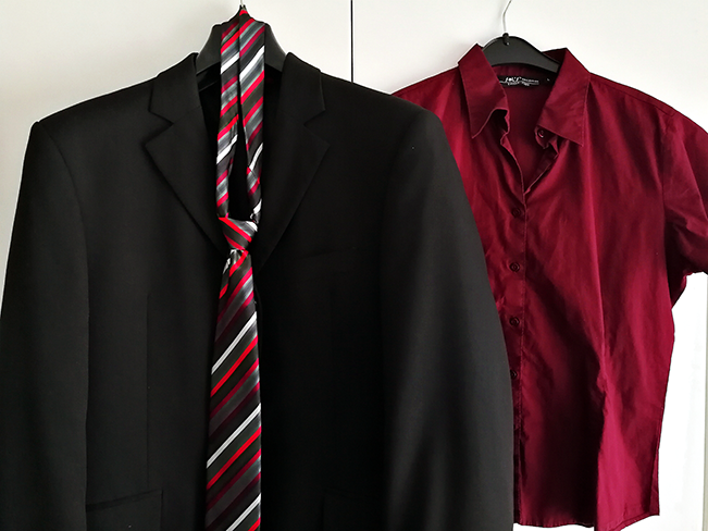 Sind heute noch Kleider ausschlaggebend?