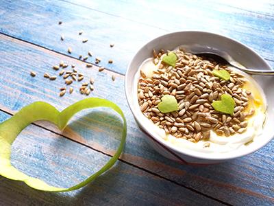Mein Frühstückchen – lecker und gesund