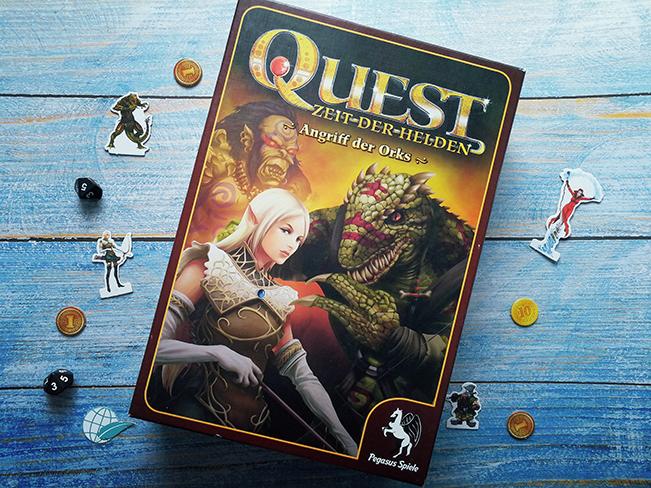 Quest - Zeit der Helden - Angriff der Orks