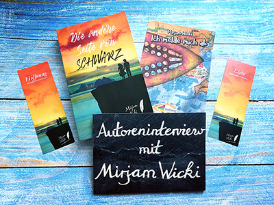 Autoreninterview mit Mirjam Wicki
