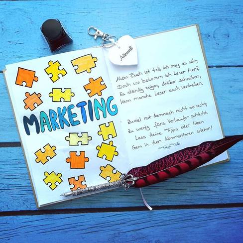 Buch Marketing