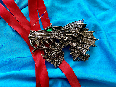 Die Schneiderin des roten Drachen Teil 2