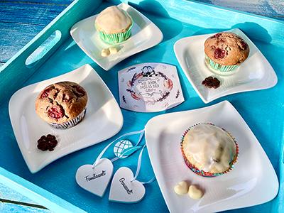 Muffins-Grundrezept mit Variationen