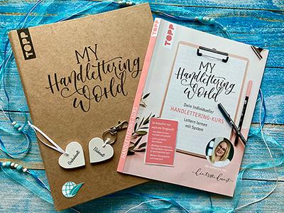 My Handlettering World – Lettern lernen mit System