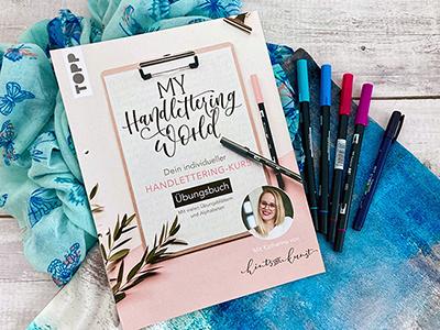 My Handlettering World – Übung macht den Meister